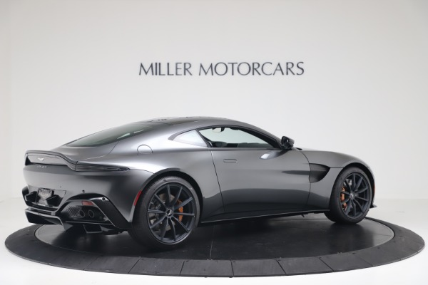 New 2020 Aston Martin Vantage Coupe for sale Sold at Alfa Romeo of Westport in Westport CT 06880 9