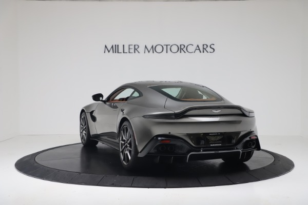 New 2020 Aston Martin Vantage Coupe for sale Sold at Alfa Romeo of Westport in Westport CT 06880 6