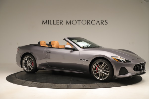 New 2019 Maserati GranTurismo Sport Convertible for sale Sold at Alfa Romeo of Westport in Westport CT 06880 10
