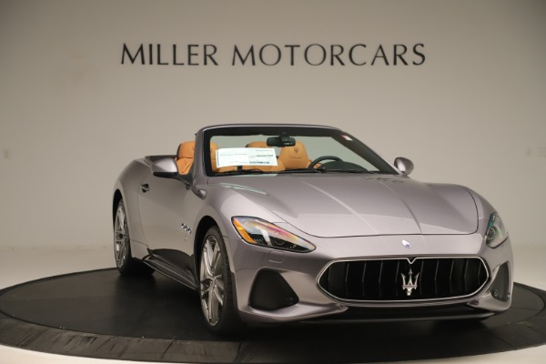 New 2019 Maserati GranTurismo Sport Convertible for sale Sold at Alfa Romeo of Westport in Westport CT 06880 11