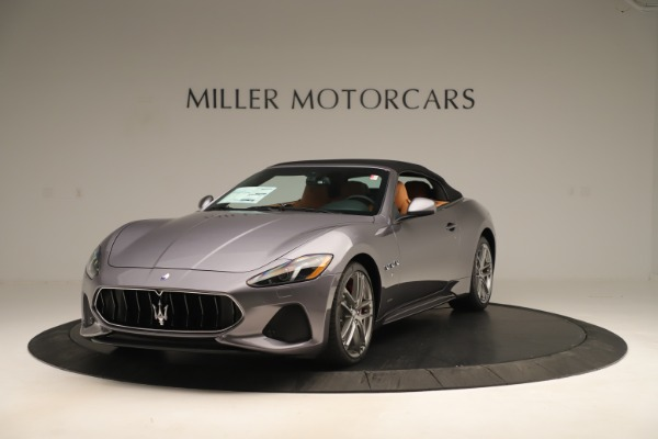New 2019 Maserati GranTurismo Sport Convertible for sale Sold at Alfa Romeo of Westport in Westport CT 06880 13