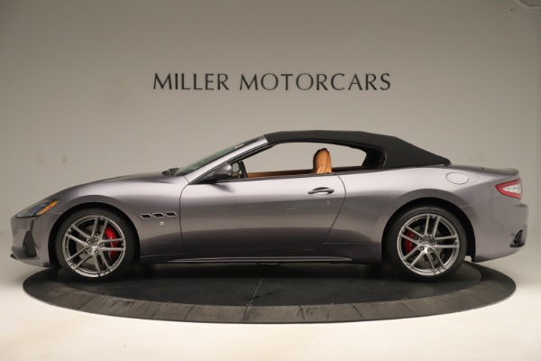 New 2019 Maserati GranTurismo Sport Convertible for sale Sold at Alfa Romeo of Westport in Westport CT 06880 14