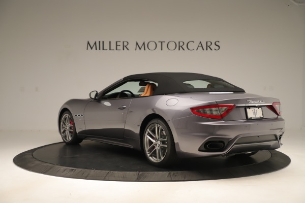 New 2019 Maserati GranTurismo Sport Convertible for sale Sold at Alfa Romeo of Westport in Westport CT 06880 15