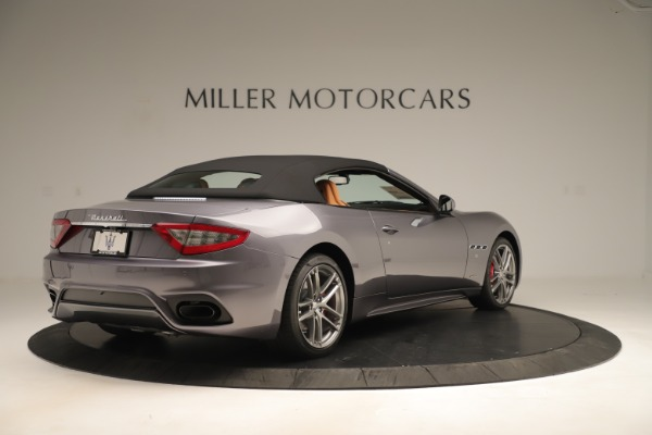 New 2019 Maserati GranTurismo Sport Convertible for sale Sold at Alfa Romeo of Westport in Westport CT 06880 16