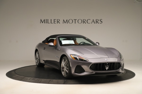 New 2019 Maserati GranTurismo Sport Convertible for sale Sold at Alfa Romeo of Westport in Westport CT 06880 18
