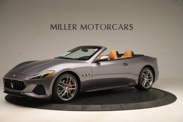 New 2019 Maserati GranTurismo Sport Convertible for sale Sold at Alfa Romeo of Westport in Westport CT 06880 2
