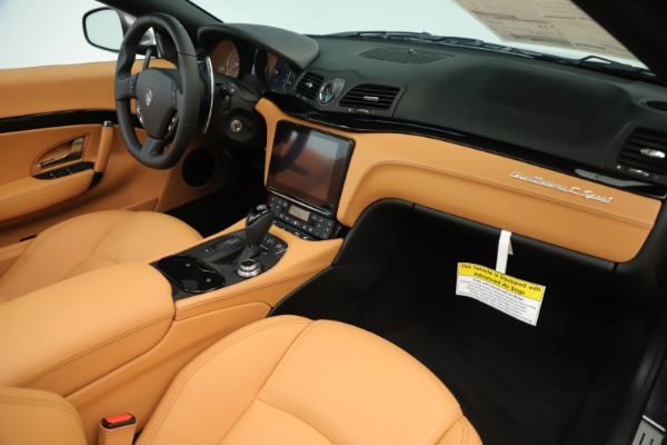 New 2019 Maserati GranTurismo Sport Convertible for sale Sold at Alfa Romeo of Westport in Westport CT 06880 26