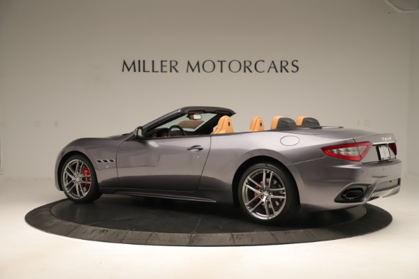 New 2019 Maserati GranTurismo Sport Convertible for sale Sold at Alfa Romeo of Westport in Westport CT 06880 4
