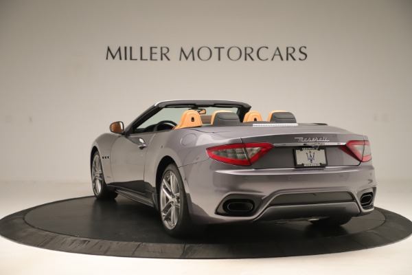 New 2019 Maserati GranTurismo Sport Convertible for sale Sold at Alfa Romeo of Westport in Westport CT 06880 5