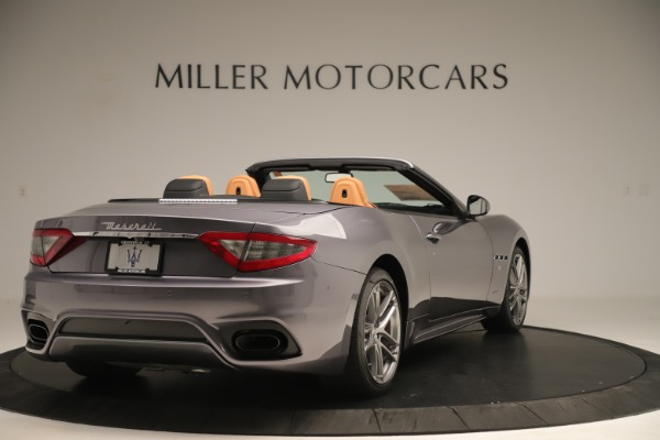 New 2019 Maserati GranTurismo Sport Convertible for sale Sold at Alfa Romeo of Westport in Westport CT 06880 7