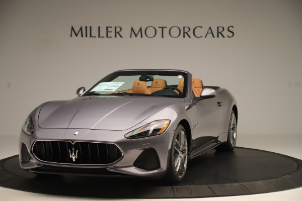 New 2019 Maserati GranTurismo Sport Convertible for sale Sold at Alfa Romeo of Westport in Westport CT 06880 1