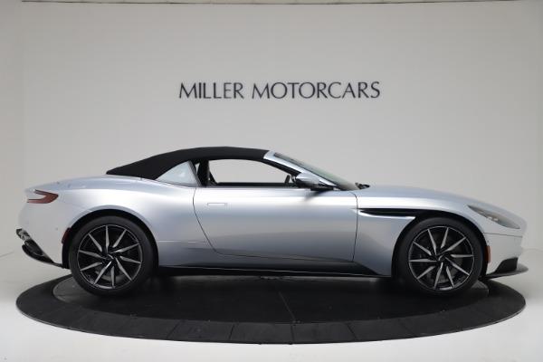 New 2020 Aston Martin DB11 V8 for sale Sold at Alfa Romeo of Westport in Westport CT 06880 17