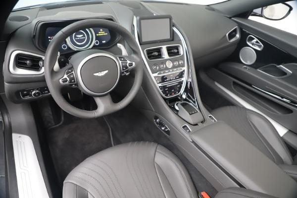 New 2020 Aston Martin DB11 V8 for sale Sold at Alfa Romeo of Westport in Westport CT 06880 20