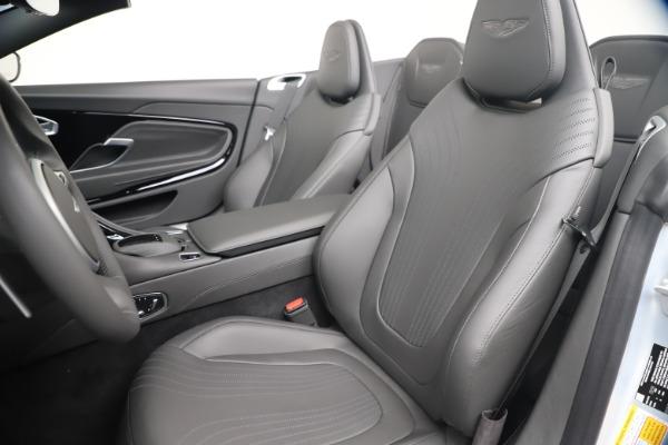 New 2020 Aston Martin DB11 V8 for sale Sold at Alfa Romeo of Westport in Westport CT 06880 22