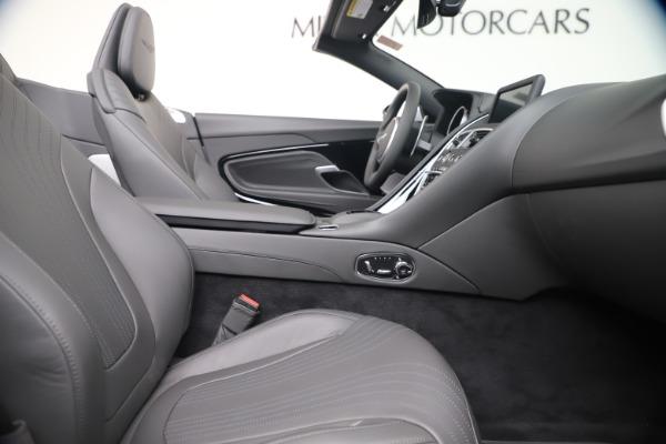 New 2020 Aston Martin DB11 V8 for sale Sold at Alfa Romeo of Westport in Westport CT 06880 27