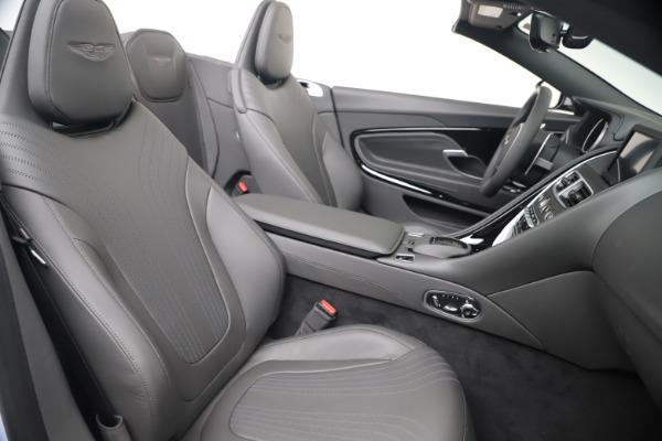 New 2020 Aston Martin DB11 V8 for sale Sold at Alfa Romeo of Westport in Westport CT 06880 28