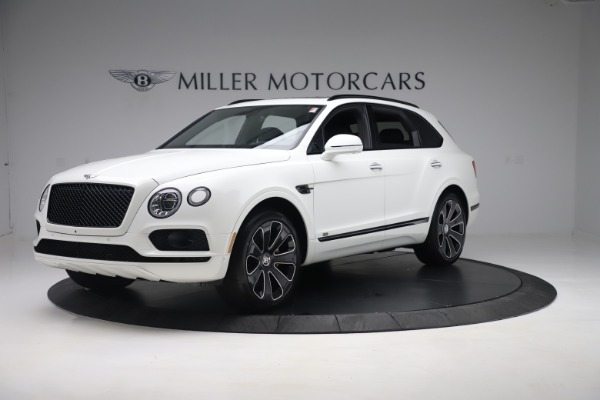 New 2020 Bentley Bentayga V8 Design Series for sale Sold at Alfa Romeo of Westport in Westport CT 06880 3