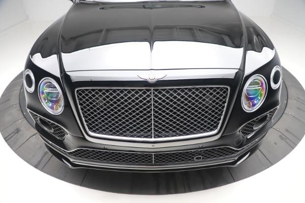 New 2020 Bentley Bentayga Speed for sale $259,495 at Alfa Romeo of Westport in Westport CT 06880 13