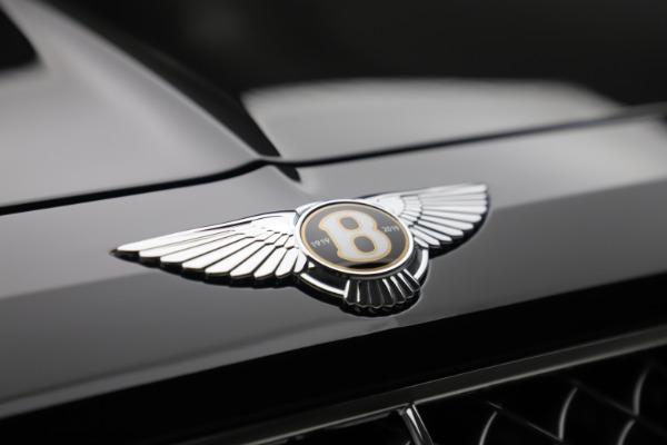 New 2020 Bentley Bentayga Speed for sale $259,495 at Alfa Romeo of Westport in Westport CT 06880 14