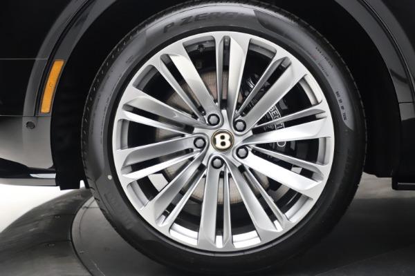 New 2020 Bentley Bentayga Speed for sale $259,495 at Alfa Romeo of Westport in Westport CT 06880 15