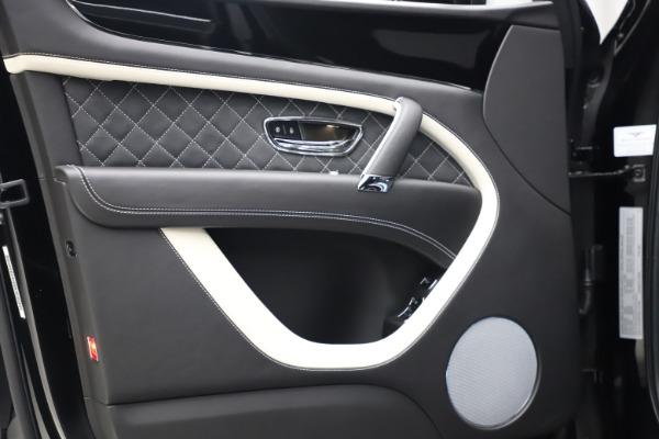 New 2020 Bentley Bentayga Speed for sale $259,495 at Alfa Romeo of Westport in Westport CT 06880 16