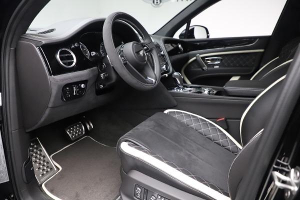 New 2020 Bentley Bentayga Speed for sale $259,495 at Alfa Romeo of Westport in Westport CT 06880 17