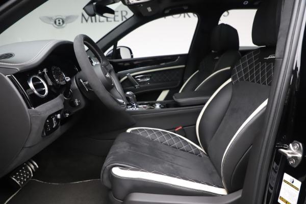New 2020 Bentley Bentayga Speed for sale $259,495 at Alfa Romeo of Westport in Westport CT 06880 18