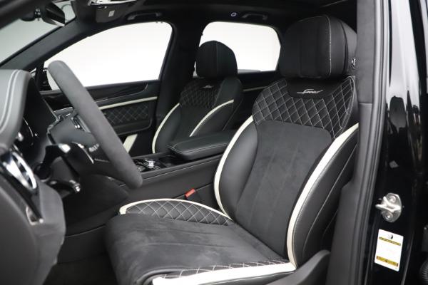 New 2020 Bentley Bentayga Speed for sale $259,495 at Alfa Romeo of Westport in Westport CT 06880 19