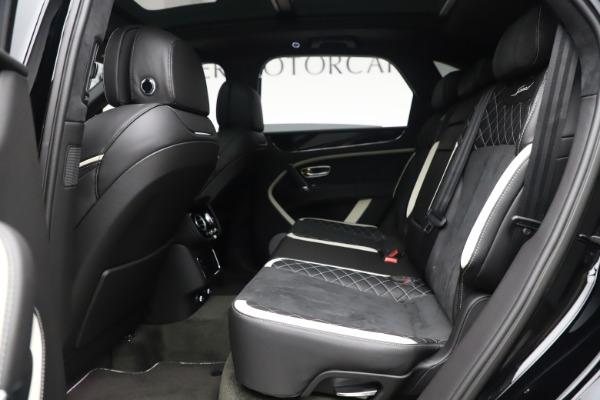 New 2020 Bentley Bentayga Speed for sale $259,495 at Alfa Romeo of Westport in Westport CT 06880 22