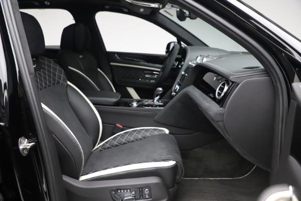 New 2020 Bentley Bentayga Speed for sale $259,495 at Alfa Romeo of Westport in Westport CT 06880 25