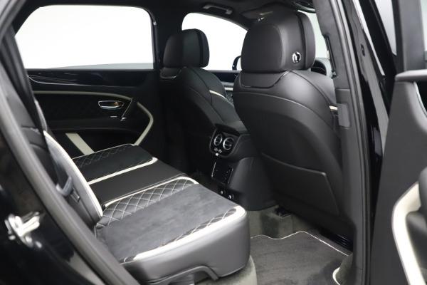 New 2020 Bentley Bentayga Speed for sale $259,495 at Alfa Romeo of Westport in Westport CT 06880 27