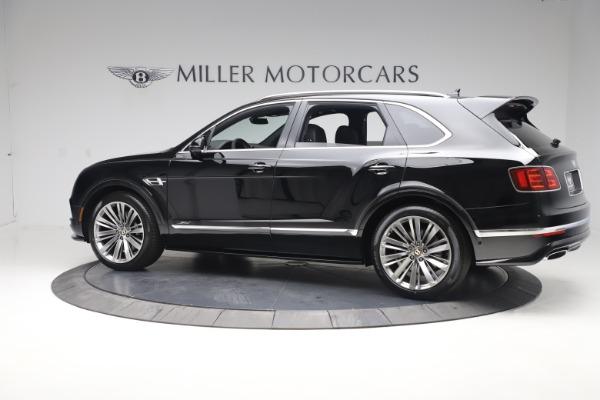 New 2020 Bentley Bentayga Speed for sale $259,495 at Alfa Romeo of Westport in Westport CT 06880 4