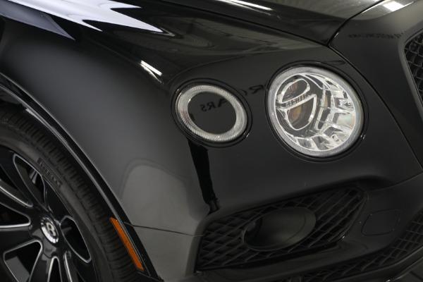 New 2020 Bentley Bentayga V8 Design Series for sale $216,860 at Alfa Romeo of Westport in Westport CT 06880 14