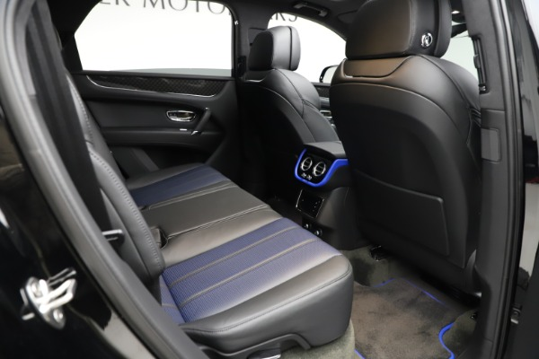 New 2020 Bentley Bentayga V8 Design Series for sale $216,860 at Alfa Romeo of Westport in Westport CT 06880 28