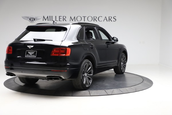 Used 2020 Bentley Bentayga V8 Design Series for sale $199,900 at Alfa Romeo of Westport in Westport CT 06880 7