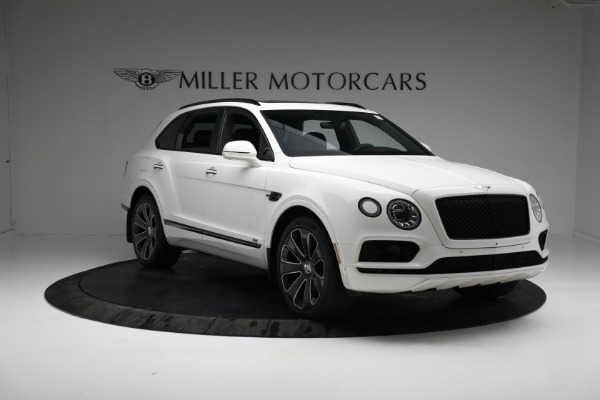 New 2020 Bentley Bentayga V8 Design Series for sale Sold at Alfa Romeo of Westport in Westport CT 06880 11