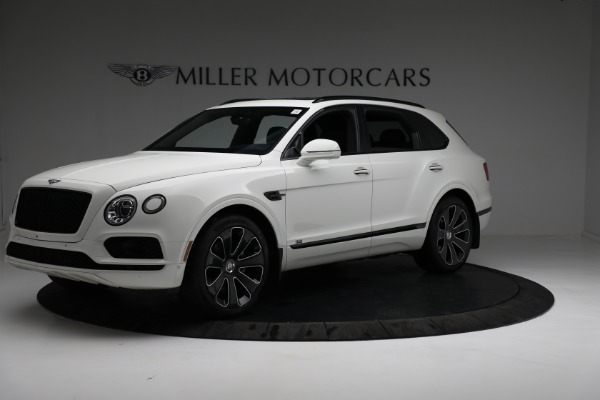 New 2020 Bentley Bentayga V8 Design Series for sale Sold at Alfa Romeo of Westport in Westport CT 06880 2