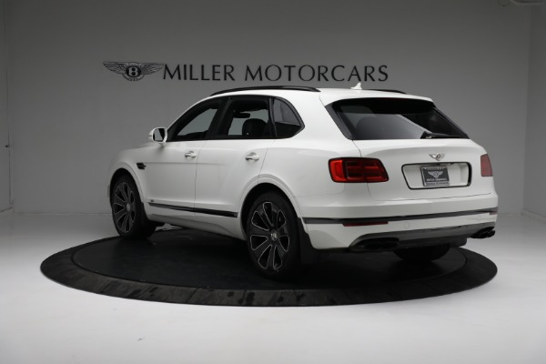 New 2020 Bentley Bentayga V8 Design Series for sale Sold at Alfa Romeo of Westport in Westport CT 06880 5