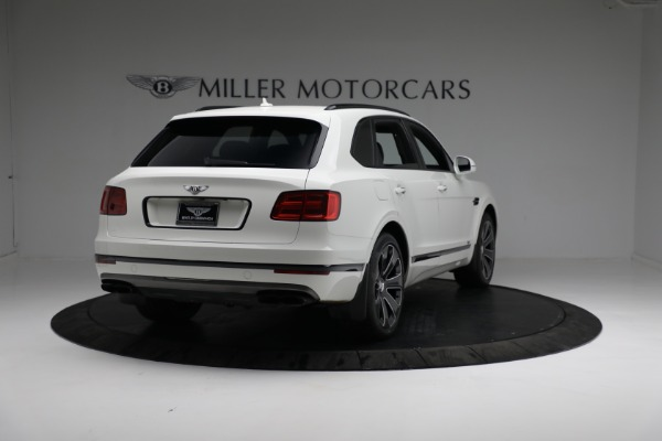 New 2020 Bentley Bentayga V8 Design Series for sale Sold at Alfa Romeo of Westport in Westport CT 06880 7