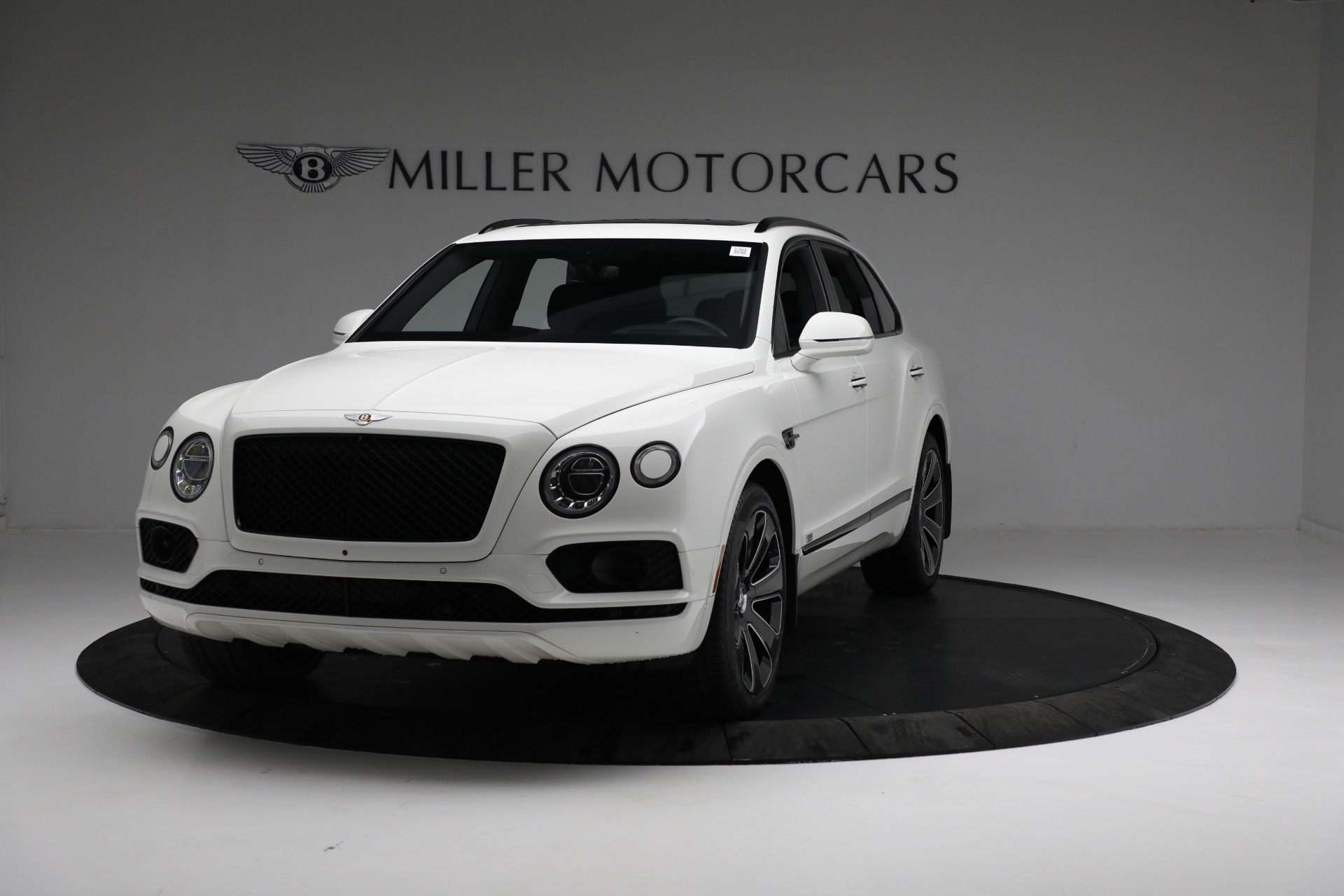 New 2020 Bentley Bentayga V8 Design Series for sale Sold at Alfa Romeo of Westport in Westport CT 06880 1