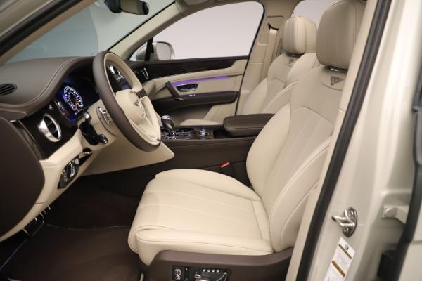 New 2020 Bentley Bentayga V8 for sale Sold at Alfa Romeo of Westport in Westport CT 06880 18