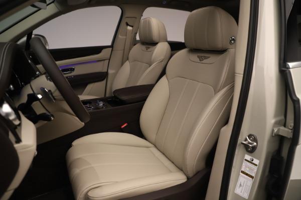 New 2020 Bentley Bentayga V8 for sale Sold at Alfa Romeo of Westport in Westport CT 06880 19