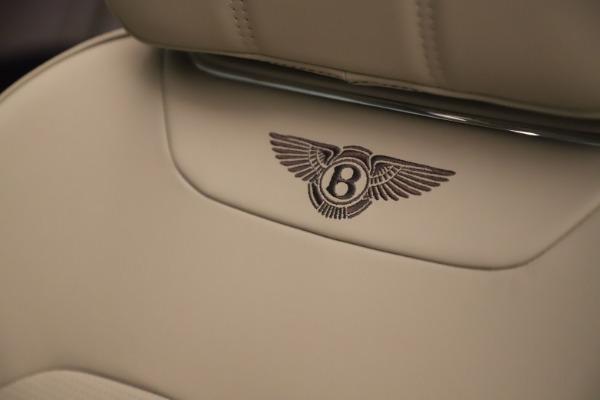 New 2020 Bentley Bentayga V8 for sale Sold at Alfa Romeo of Westport in Westport CT 06880 20