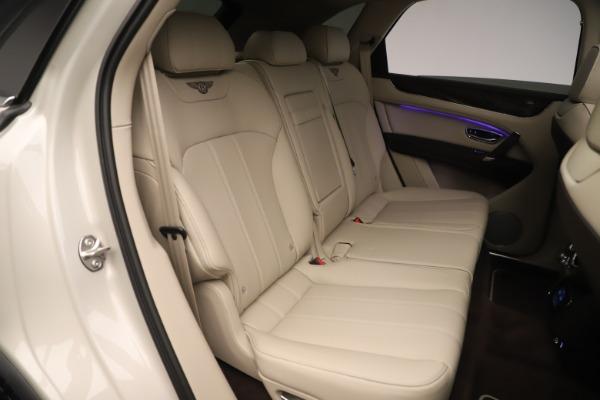 New 2020 Bentley Bentayga V8 for sale Sold at Alfa Romeo of Westport in Westport CT 06880 25