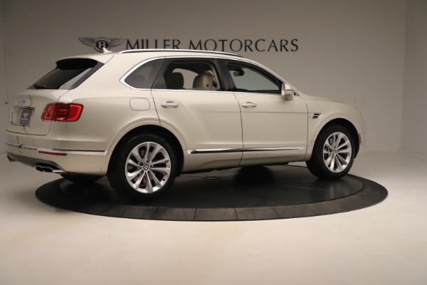 New 2020 Bentley Bentayga V8 for sale Sold at Alfa Romeo of Westport in Westport CT 06880 8