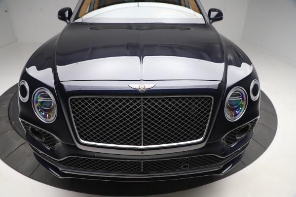 New 2020 Bentley Bentayga Speed for sale Sold at Alfa Romeo of Westport in Westport CT 06880 13