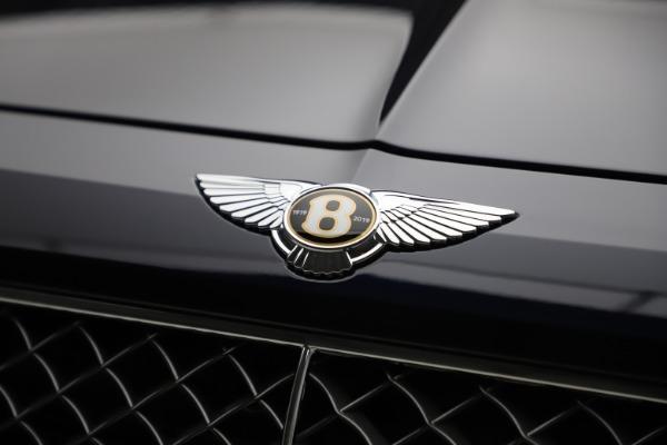 New 2020 Bentley Bentayga Speed for sale Sold at Alfa Romeo of Westport in Westport CT 06880 14