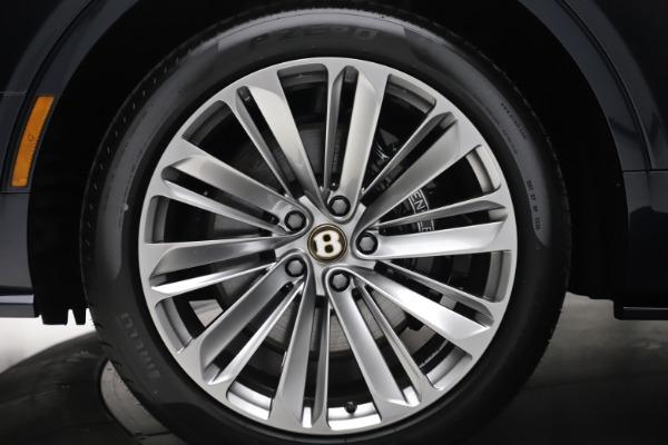 New 2020 Bentley Bentayga Speed for sale Sold at Alfa Romeo of Westport in Westport CT 06880 15