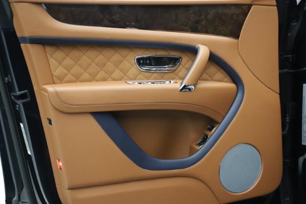 New 2020 Bentley Bentayga Speed for sale Sold at Alfa Romeo of Westport in Westport CT 06880 17