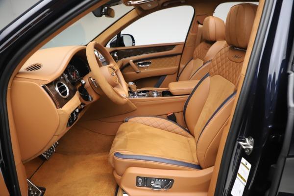New 2020 Bentley Bentayga Speed for sale Sold at Alfa Romeo of Westport in Westport CT 06880 19